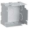 Изоляционная коробка для механизма - 2 модуля - для Кат. № 0 802 92