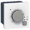 Электронный термостат - Программа Mosaic - от 5 до 30° C - 2 модуля - белый