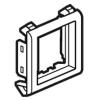 Суппорты для тонких перегородок - Программа Batibox - для Программы Mosaic - 2-модульный