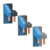 Комплект из 3 присоединительных модулей (L1N, L2N, L3N) - для втычных блоков HX³