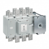 Перекидной выключатель-разъединитель DCX-M - 1600 А - типоразмер 6 - 3П+П - винтовые зажимы
