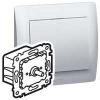 Светорегулятор с концевым выключателем - Galea Life - 40-400 Вт - 250 В~ - 50 Гц