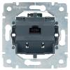 Телефонная розетка - Galea Life - RJ 11 - 4 контакта - 1 коннектор