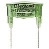 Лампа 220 В~ - 15 мA - зеленая - Galea Life - для подсветки механизмов Кат. № 7 759 03, 7 759 18 и 7 759 01