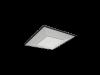 TROFFER SPARKLE LED 595 4000K