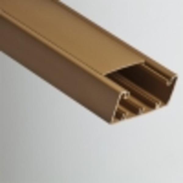 Кабель-канал РУВИНИЛ 100х40х2000мм (коричневый)