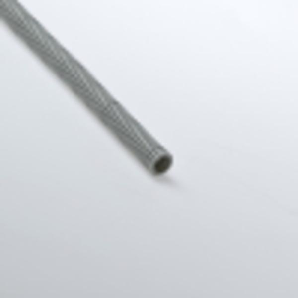 Труба гофрированная 20мм ПВХ (серая) без зонда легкая