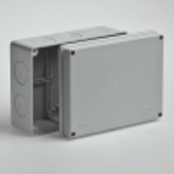 Тусо.Коробка расп. для о/п, 200х140х75мм  без гермовводов