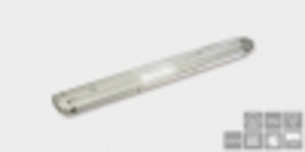 Светильник BS-9643-2х36 Т8 Zenit «Белый Свет»