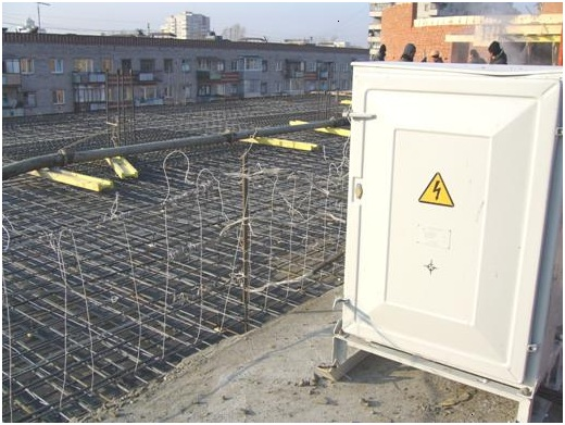 Работа электриком в москве на прогреве бетона трещиномер бетон