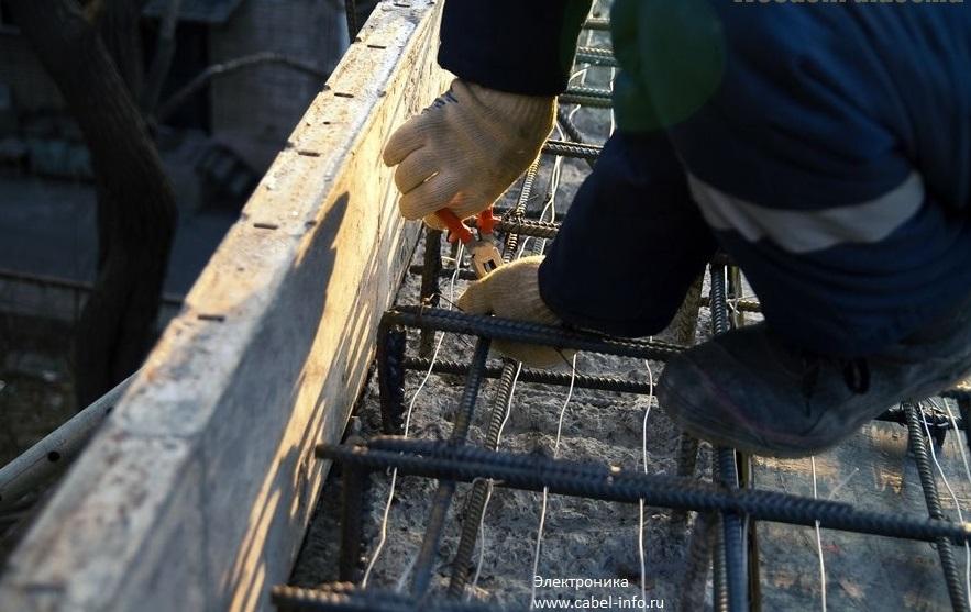 Электрик по прогреву бетона москва купить бетон в одинцово 1bsu